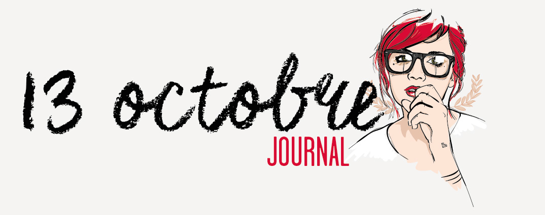 Journal – 13 octobre